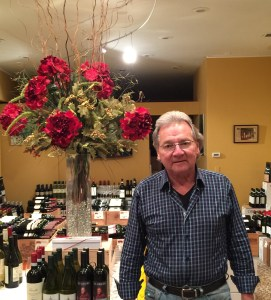 Dana Decker of Decker's Fine Wine & Spirits