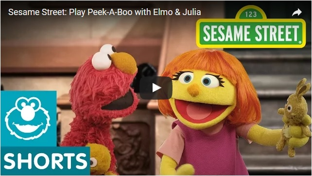 Autistic Character Introduced on Sesame Street