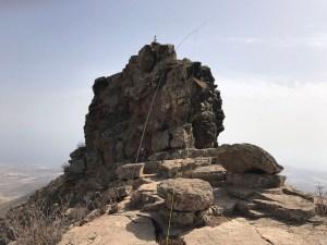 Antennen am Gipfel