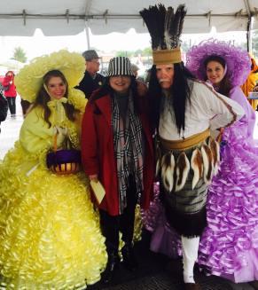 2016 Opening of Mardi Gras Trail