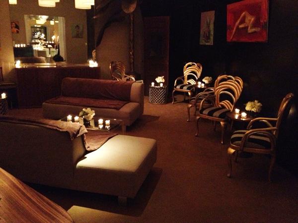 Interior Design New York Joe Cangelosi NYC Wedding Lounge Design