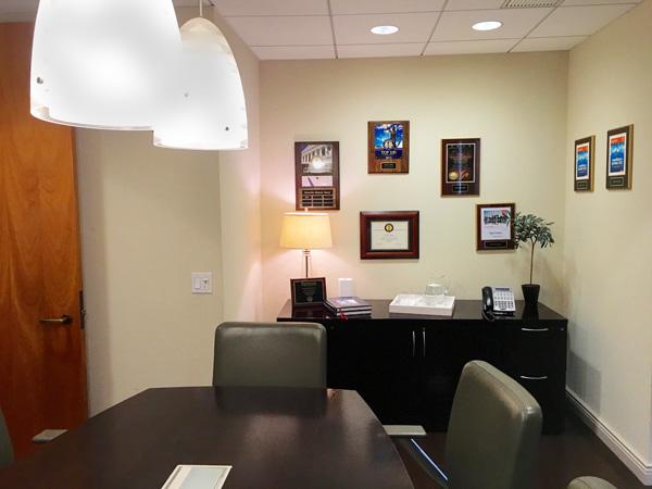 New York Joe Cangelosi NYC Office Design Conference Room 2