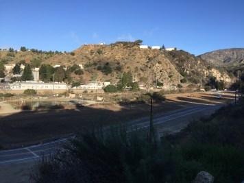 JPL reclaimed parking lot