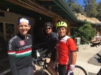 Steve, Jonathan, Marc