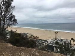 Santa Monica Beach on 4th of July
