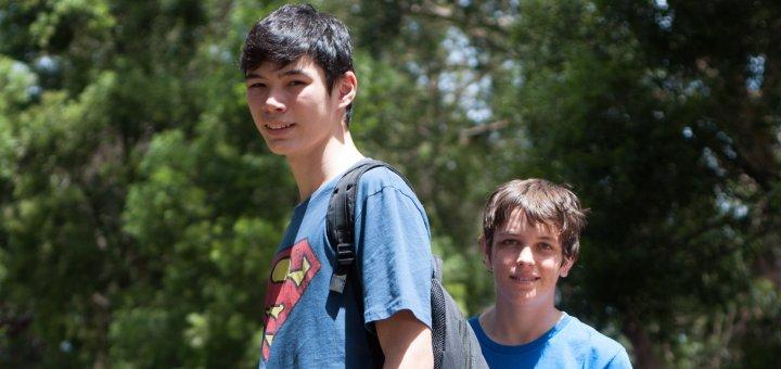 Joe and Ashley at Mt Dandenong