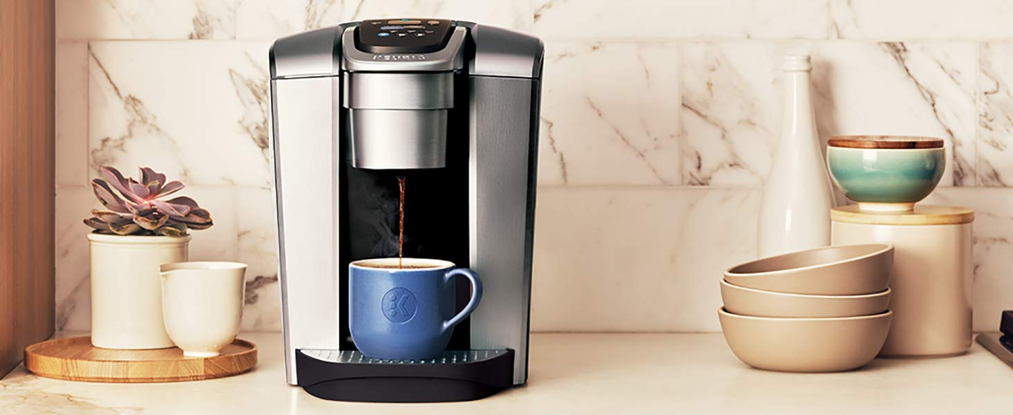 Keurig K-Elite Single Serve K-Cup Pod Coffee Maker Review - JoeCoffeeBeans