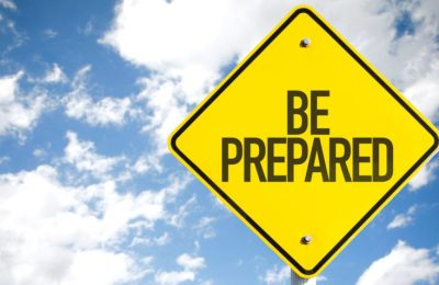 Happy September – Welcome to National Preparedness Month