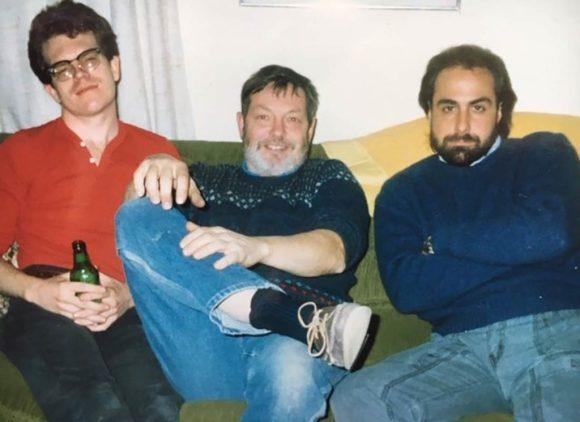 Steve and Mike Tudor