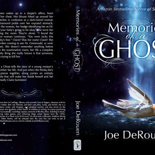 Memories of a Ghost full cover