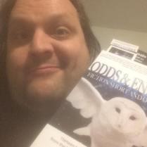 Steven Jasiczek with Odds and Endings.