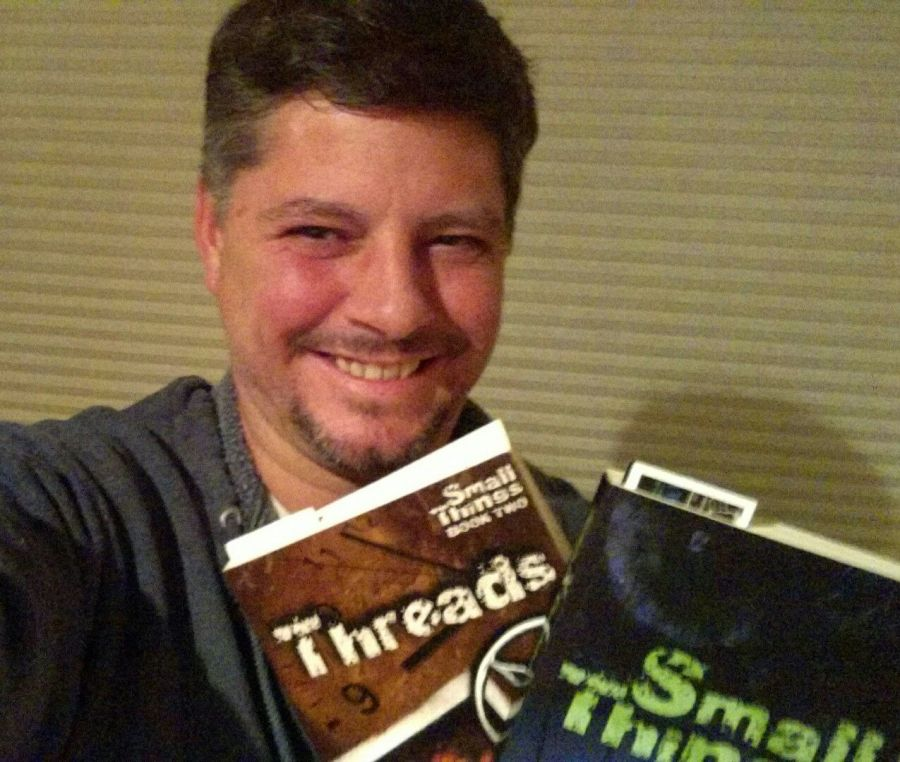 Michael W. Desen's with Small Things and Threads.