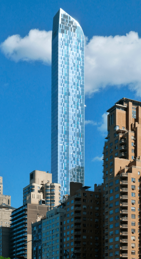 Extell's One57