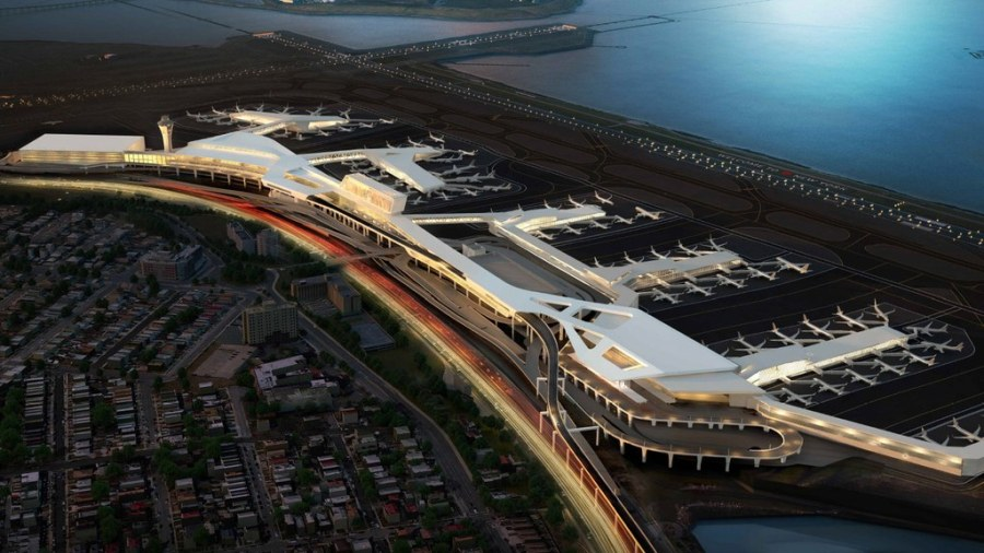 Renderings Courtesy of LaGuardia Airport