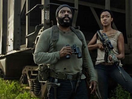 Tyreese & Sasha