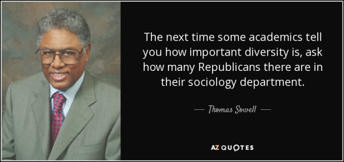sowell liberals sociology