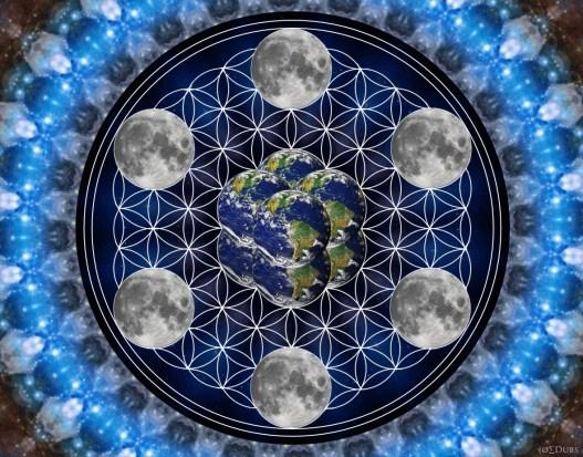 Flower Earth