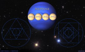 Neptune and Venus