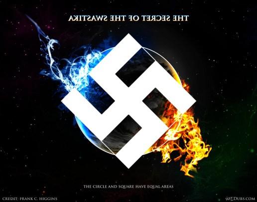 Swastika Squares the Circle 22