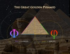 The Great Golden Pyramid