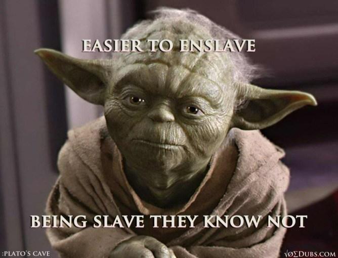 yoda slave
