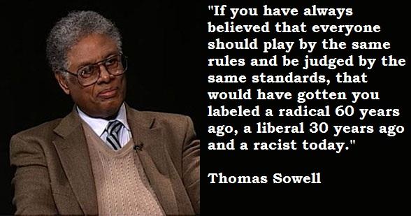 thomas-sowells racist affirmative action