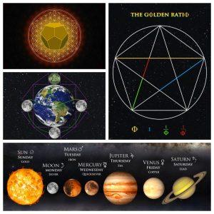 Week 2 cosmic creation myths across