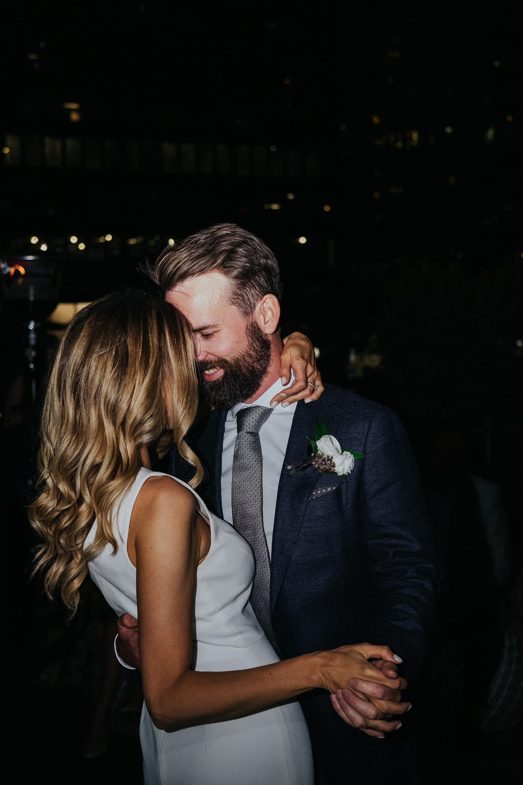 Bymark Downtown Toronto Boho Editorial Elopement