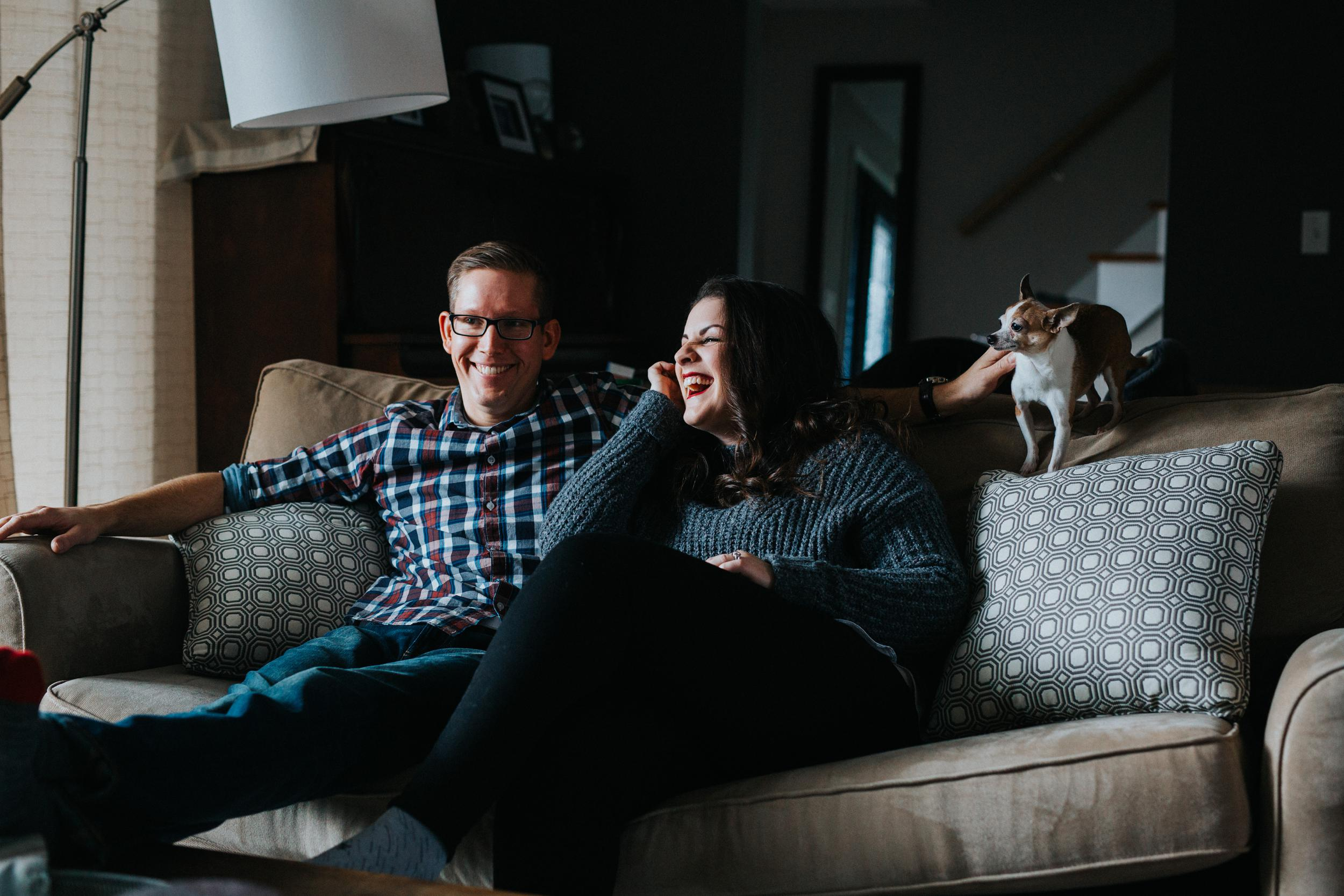 Laugh often, and watch all the Netflix together | Cambridge Winter Engagement