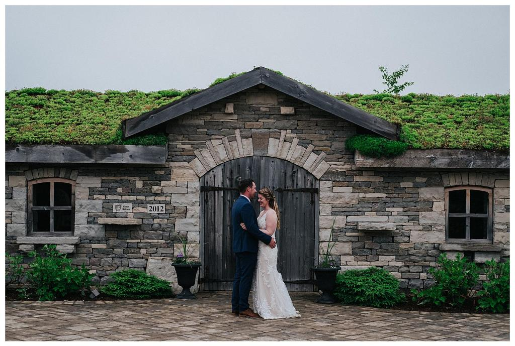 Stone Cabin | The Special Events Centre Wedding