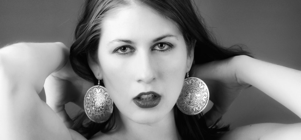 Shoot Your Next Boudoir Portrait in Black & White