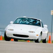 When Mary's MX-5 Was Miata of the Month