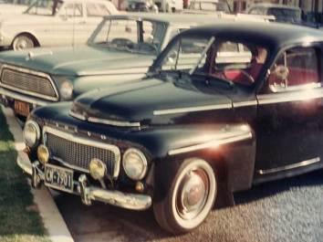 1958 Volvo 444