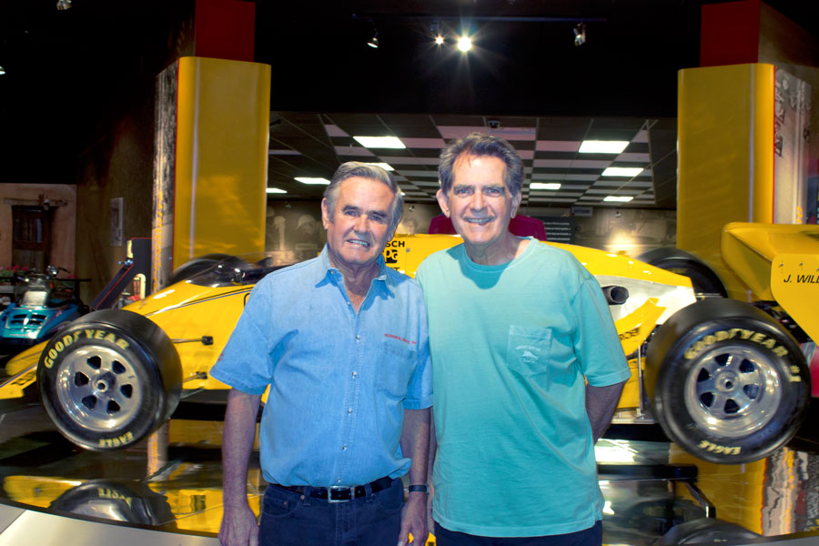 Visiting Car Collections in Your Travels