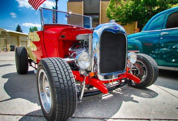 Castle Rock Car Show