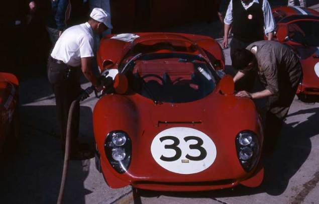 Ferrari Dino Sebring