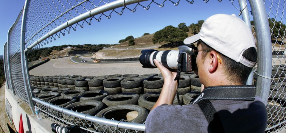 Non-Photographic Tips for  Shooting Motorsports
