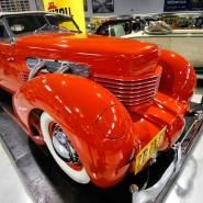 Visit San Diego's Automotive Museum