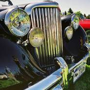 Photographing Classic Cars with Film