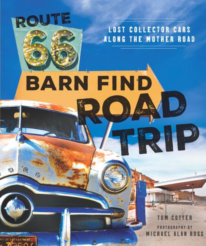 Book Review: Route 66 Barn Find Road Trip