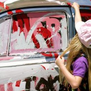 Painting a VW Bug