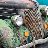 Collector Cars: It's All About the Patina