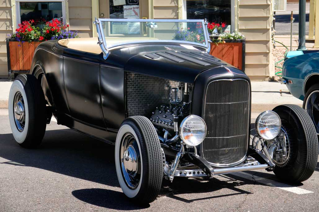 Eight Tips for Better Car Show Photography