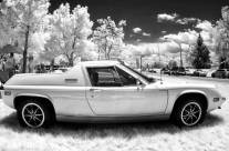 Previsualizing Infrared (Car) Photographs