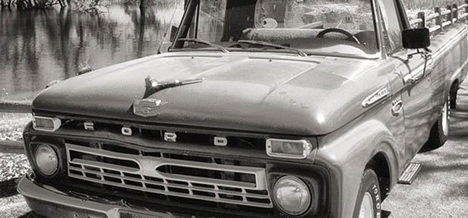 From My Truck Series: Plugged in Pickup