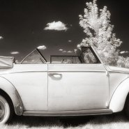 Photographing Cars in Infrared