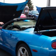 Shooting Corvettes with the Nifty Fifty