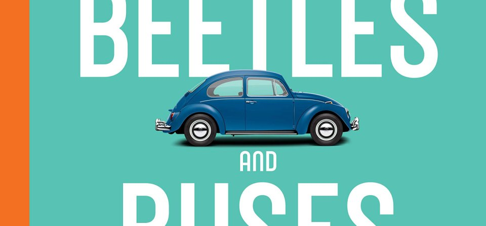 Book Review: Volkswagen Beetles and Buses