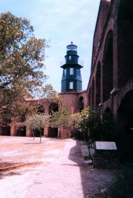 Tortuga Harbor Lighthouse