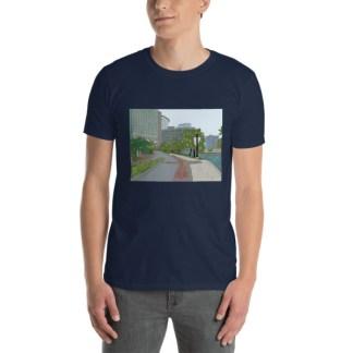 The Woodlands Waterway Short-sleeve Unisex T-Shirt